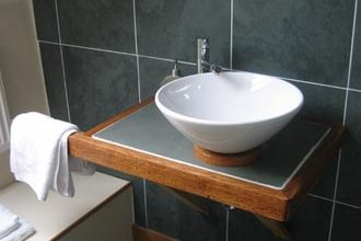 Contemporary sink